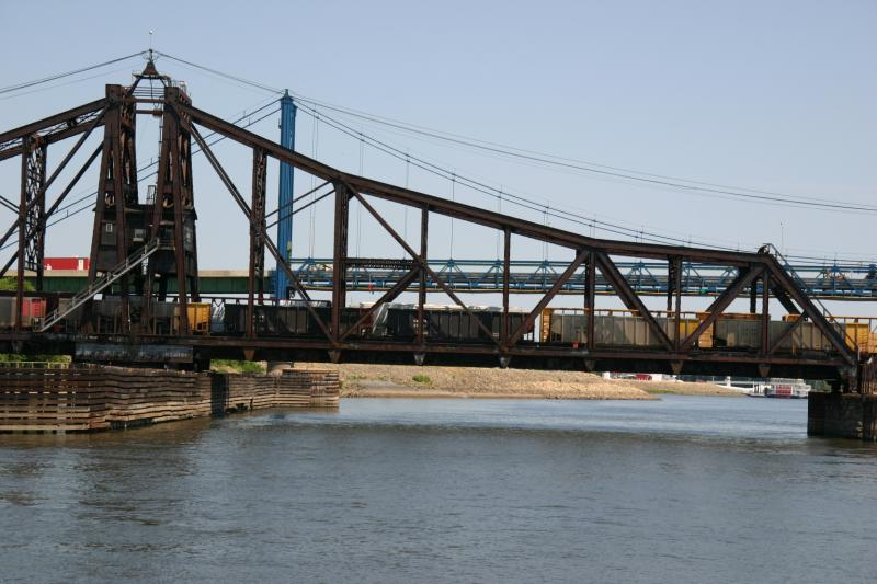 Clinton Railroad Bridge